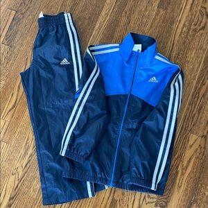NWOT Adidas warmup suit
